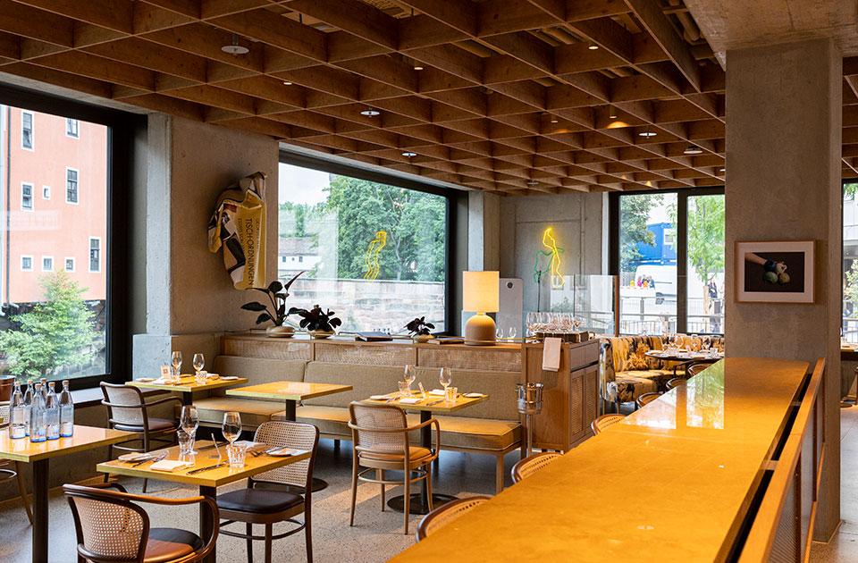 Brasserie Nitz Nürnberg - Raum 07