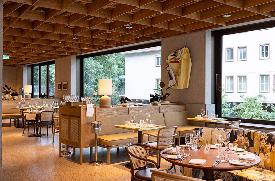 Brasserie Nitz Nürnberg - Raum 05
