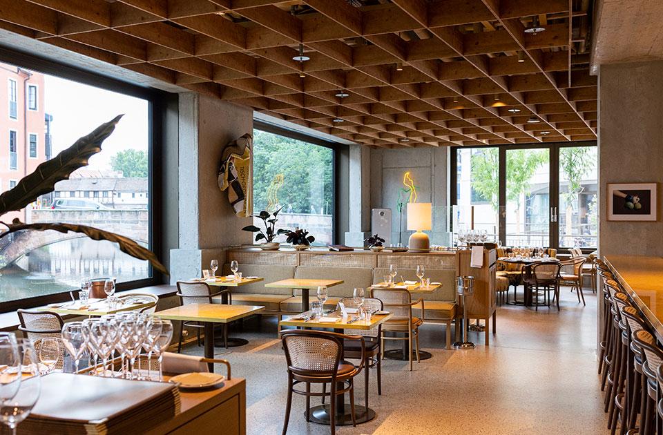 Brasserie Nitz Nürnberg - Raum 04