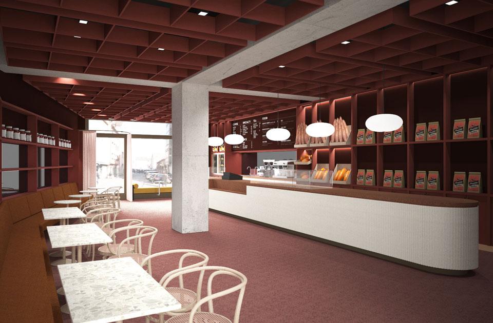 Café Pique Nique Nürnberg - Raum03