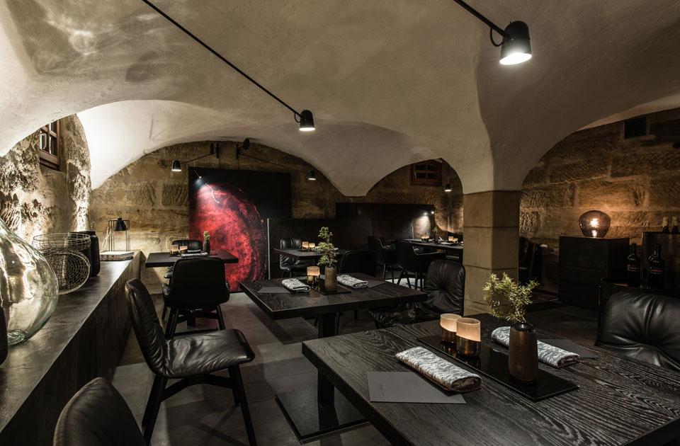 Sosein Restaurant Heroldsberg - Raum01