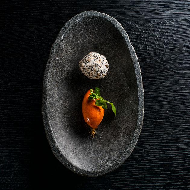 Sosein Restaurant Heroldsberg - Food01