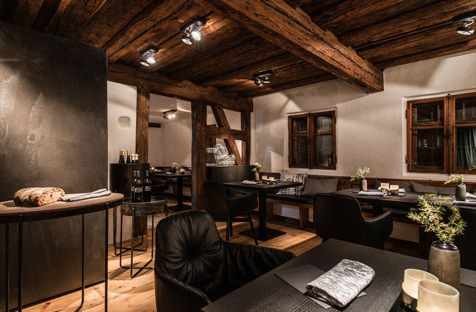 Sosein Restaurant Heroldsberg - Raum03