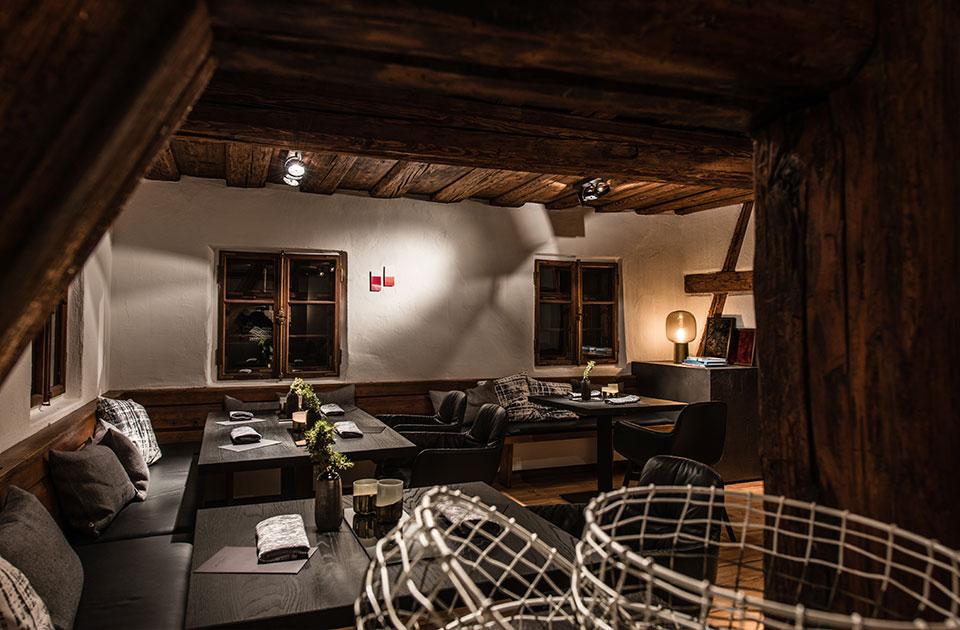 Sosein Restaurant Heroldsberg - Raum05