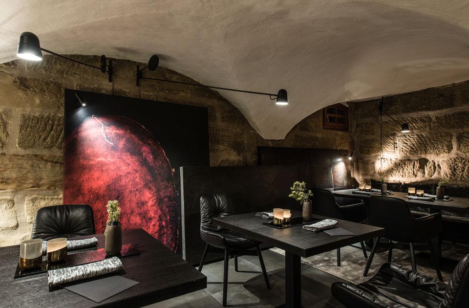 Sosein Restaurant Heroldsberg - Raum08