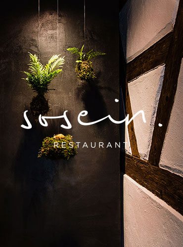 Restaurant Sosein Preview