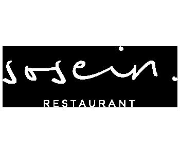Sosein Restaurant Portfolio Logo